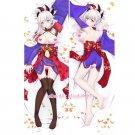 Fate/Grand Order FGO Dakimakura Miyamoto Musashi Anime Hugging Body Pillow Cases