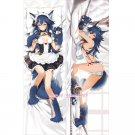 Granblue Fantasy Fenrir Anime Girl Dakimakura Hugging Body Pillow Case Cover