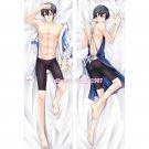 Free Dakimakura Haruka Nanase Anime Hugging Body Pillow Case