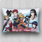 Naruto Dakimakura All Stars Decorative Anime Hugging Pillow Case Cover Cushion