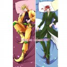 JoJo's Bizarre Adventure Dakimakura Dio Brando Kakyoin Anime Body Pillow Case