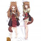 The Rising of the Shield Hero Raphtalia Anime Dakimakura Body Pillows Case Cover