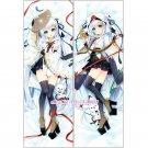 Vocaloid 2018 Dakimakura Snow Hatsune Miku Anime Hugging Body Pillow Case Cover