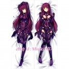 Fate Grand Order Dakimakura Scathach Anime Hugging Body Pillow Case Cover