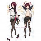 Arknights Exusiai Anime Girl Dakimakura Hugging Body Pillow Case Cover
