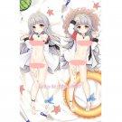 アズールレーン Azur Lane Z46 Anime Girl Dakimakura Hugging Body Pillow Case Cover