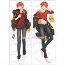 Mystic Messenger Dakimakura 707 Luciel Choi Anime Hugging Body Pillow Cover Case