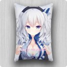 Kantai Collection Dakimakura Kashima Anime Hugging Pillow Cases Cover Cushion