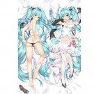 Vocaloid 2019 Hatsune Miku Anime Dakimakura Hugging Body Pillow Cases Cover