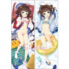 Ryuoh no Oshigoto! Dakimakura Ai Hinatsuru Anime Hugging Body Pillows Case Cover