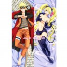 Naruto Dakimakura Uzumaki Naruto Anime Hugging Body Pillow Case Cover Custom