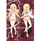 Angels of Death Dakimakura Rachel Gardner Anime Hugging Body Pillow Case Cover 3