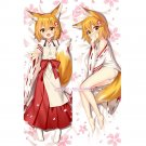 The Helpful Fox Senko-san Dakimakura Senko Anime Hugging Body Pillows Case Cover