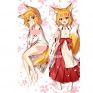 The Helpful Fox Senko-san Dakimakura Senko Anime Hugging Body Pillow Cases Cover