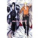 Naruto Dakimakura Sasuke Uzumaki Naruto Anime Hugging Body Pillow Cases Cover 02