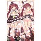 Dropkick on my Devil Yurine Hanazono Anime Dakimakura Body Pillow Case Cover 2