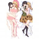 Citrus Aihara Yuzu Aihara Mei Anime Dakimakura Hugging Body Pillow Case Covers