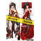 アズールレーン Azur Lane Taihou Anime Girl Dakimakura Hugging Body Pillow Case Cover