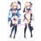 Fate Grand Order FGO Dakimakura Soji Okita Anime Girl Hugging Body Pillow Cases