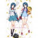 Full Metal Panic Kaname Chidori Anime Dakimakura Hugging Body Pillow Case Covers