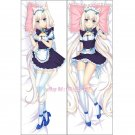 Nekopara Vanilla Anime Girl Dakimakura Hugging Body Pillow Case Cover