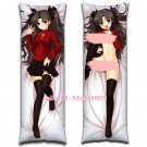 Fate/stay night fsn Dakimakura Rin Tohsaka Anime Hugging Body Pillow Case Cover