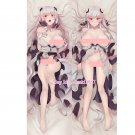 Kantai Collection KanColle Dakimakura Midway Princess Anime Body Pillow Case