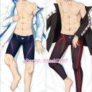 Free Dakimakura Haruka Nanase Rin Matsuoka Anime Hugging Body Pillow Case
