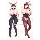 Girls und Panzer GUP Dakimakura Hana Isuzu Anime Hugging Body Pillow Case Cover