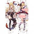 Granblue Fantasy Dakimakura Vampy Anime Girl Hugging Body Pillow Case Cover 2