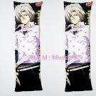 Hitman Reborn Dakimakura Hayato Gokudera Anime Hugging Body Pillow Case Cover