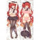 アズールレーン Azur Lane Honolulu Anime Girl Dakimakura Hugging Body Pillow Case Covers