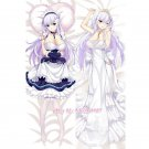 アズールレーン Azur Lane Belfast Anime Girl Dakimakura Hugging Body Pillows Cover Case