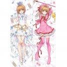 Cardcaptor Sakura Kinomoto Dakimakura Anime Girl Hugging Body Pillow Case Cover