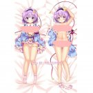 Touhou Project Dakimakura Satori Komeiji Anime Hugging Body Pillow Case Cover