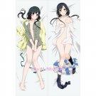 Shirobako Yasuhara Ema Anime Girl Dakimakura Hugging Body Pillow Case Cover
