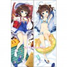 Ryuoh no Oshigoto! Dakimakura Ai Hinatsuru Anime Hugging Body Pillow Case Covers