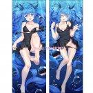 Vocaloid Dakimakura Hatsune Miku Sexy Anime Girl Hugging Body Pillow Case Cover