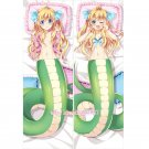 Dropkick on my Devil Dakimakura Jashin-chan Anime Hugging Body Pillow Case Cover