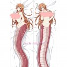 Monster Musume Miia Anime Girl Dakimakura Hugging Body Pillow Case Covers