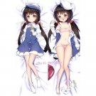 Ryuuou no Oshigoto Dakimakura Ai Hinatsuru Anime Hugging Body Pillow Case Cover