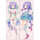 ネコぱら Nekopara Dakimakura Cinnamon Anime Girl Hugging Body Pillow Cover Case 2