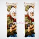 Naruto Dakimakura Jiraiya Anime Hugging Body Pillow Case Cover Custom