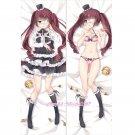 Dropkick on my Devil Dakimakura Yurine Hanazono Anime Body Pillow Case Cover