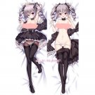 The Idolmaster Dakimakura Ranko Kanzaki Anime Hugging Body Pillow Case Cover
