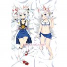 アズールレーン Azur Lane Dakimakura Kaga Anime Girl Hugging Body Pillow Case Cover