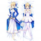 Fate/stay night Dakimakura Artoria Pendragon Anime Girl Hugging Body Pillow Case
