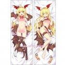 Granblue Fantasy Dakimakura Io Euclase Anime Girl Hugging Body Pillow Cover Case
