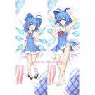 Touhou Project Dakimakura Cirno Anime Girl Hugging Body Pillow Case Cover
