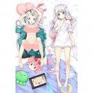 Eromanga Sensei Dakimakura Izumi Sagiri Anime Girl Hugging Body Pillow Cover